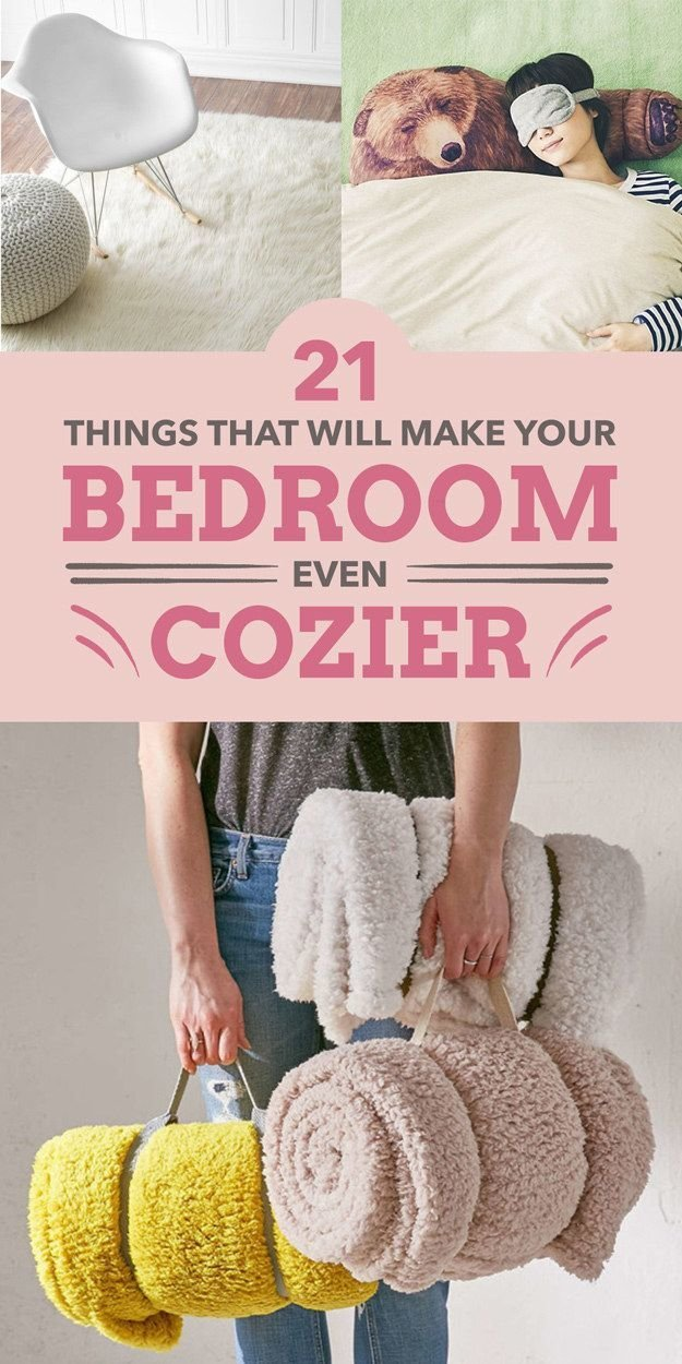 Best 21 Things That Will Make Your Bedroom Even Cozier String With Pictures