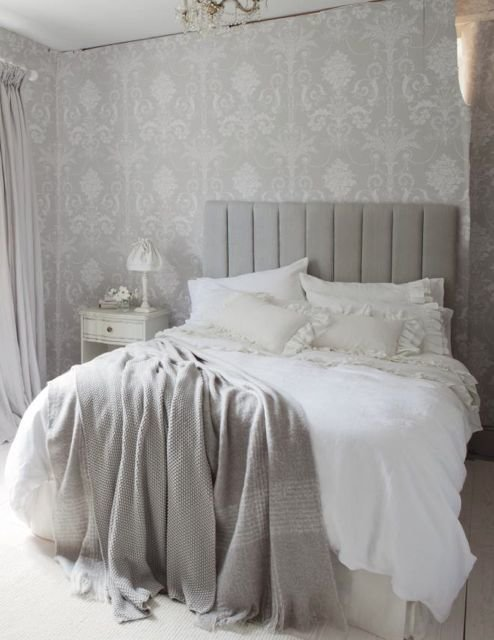Best Casual Chic Grey And White Bedroom Laura Ashley I Would With Pictures