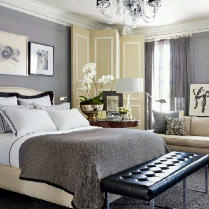 Best Grey And Tan Bedroom One Day My House Will Look Like With Pictures