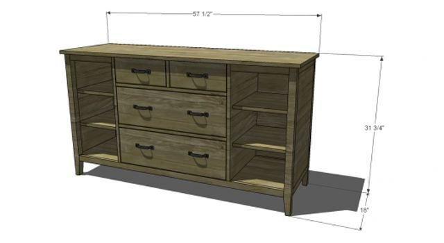 Best 1000 Ideas About Dresser Plans On Pinterest Diy Table With Pictures