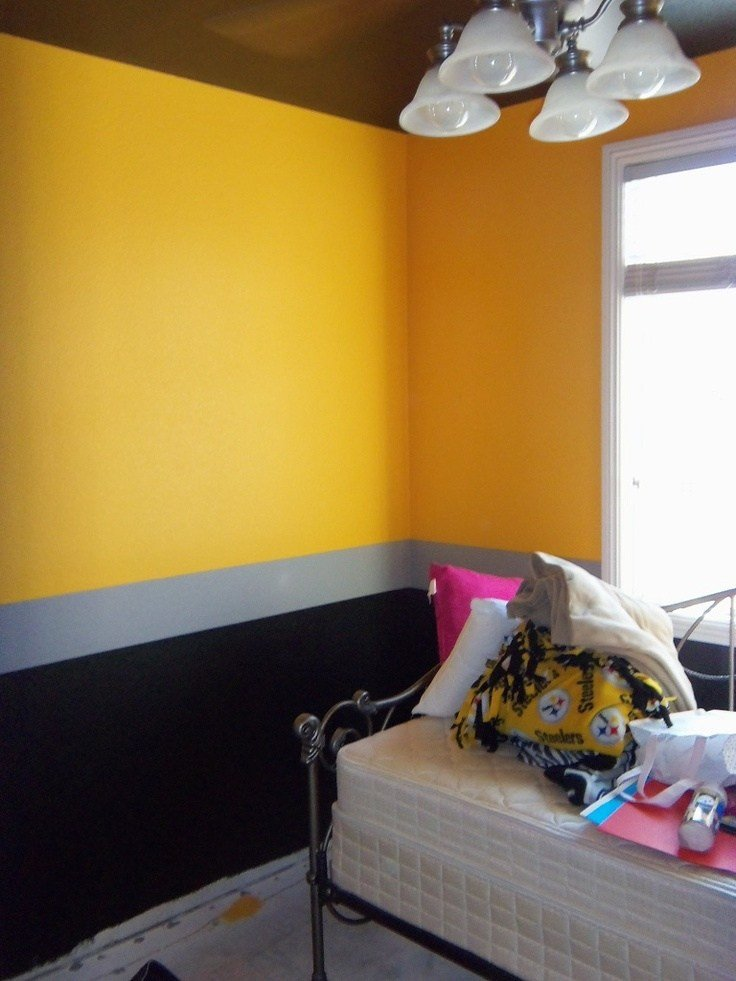 Best 1000 Images About Steelers Room Decor On Pinterest With Pictures