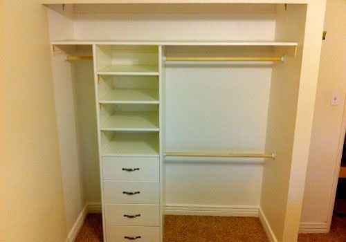 Best Closets Without Doors Bedroom Closet Burches Design With Pictures