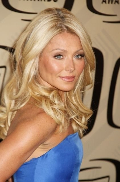 Free Kelly Ripa Hair Color For Highlights Celebrities Wallpaper