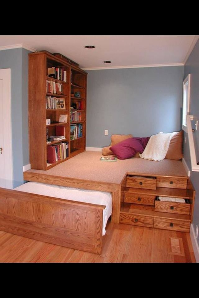 Best Beds For Small Spaces Platform Beds And Small Spaces On Pinterest With Pictures