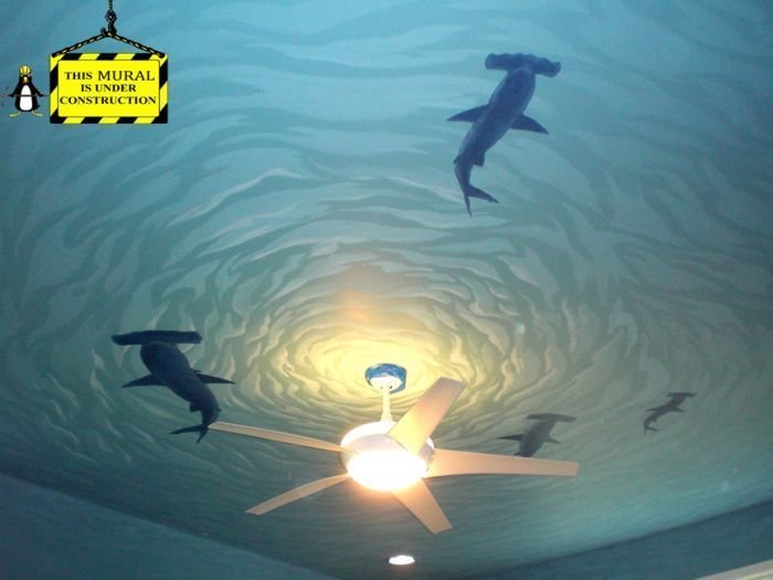 Best Shark Bedroom Ideas Www Findamuralist Com Lydia With Pictures