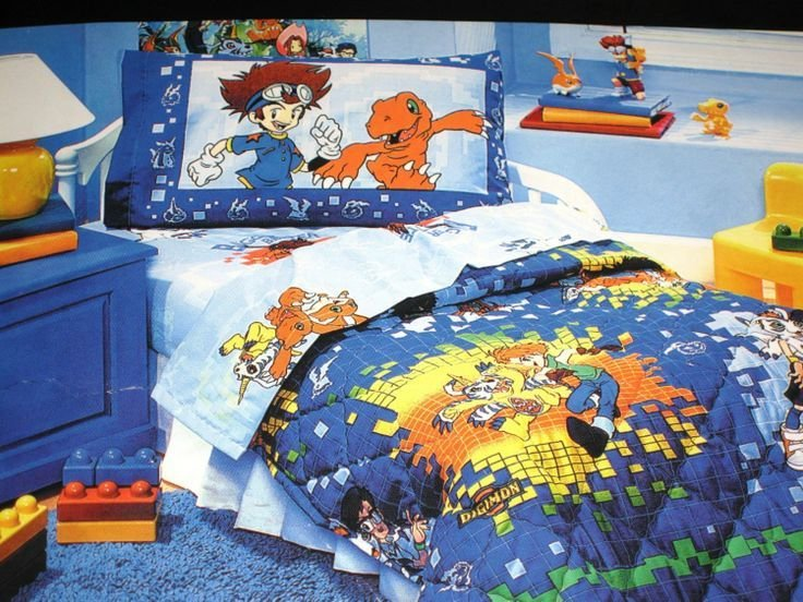 Best Digimon Bedding And Bedroom Decor Room Ideas Pinterest With Pictures