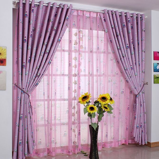 Best 17 Best Images About Curtains For Little Girls Room On Pinterest Girls Bedroom Curtains With Pictures
