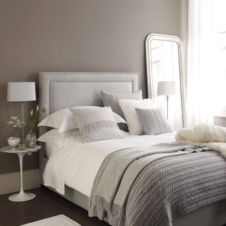 Best 17 Best Ideas About Grey Brown Bedrooms On Pinterest Grey Bedrooms Apartment Bedroom Decor With Pictures