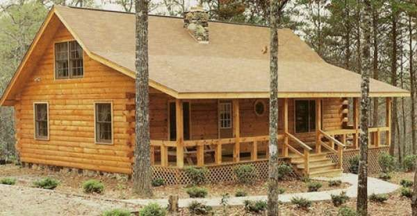 Best The Carolina Log Home For Only 36 000 Extreme Discount With Pictures