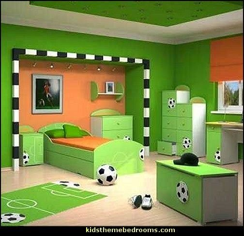 Best 17 Best Ideas About Soccer Themed Bedrooms On Pinterest With Pictures