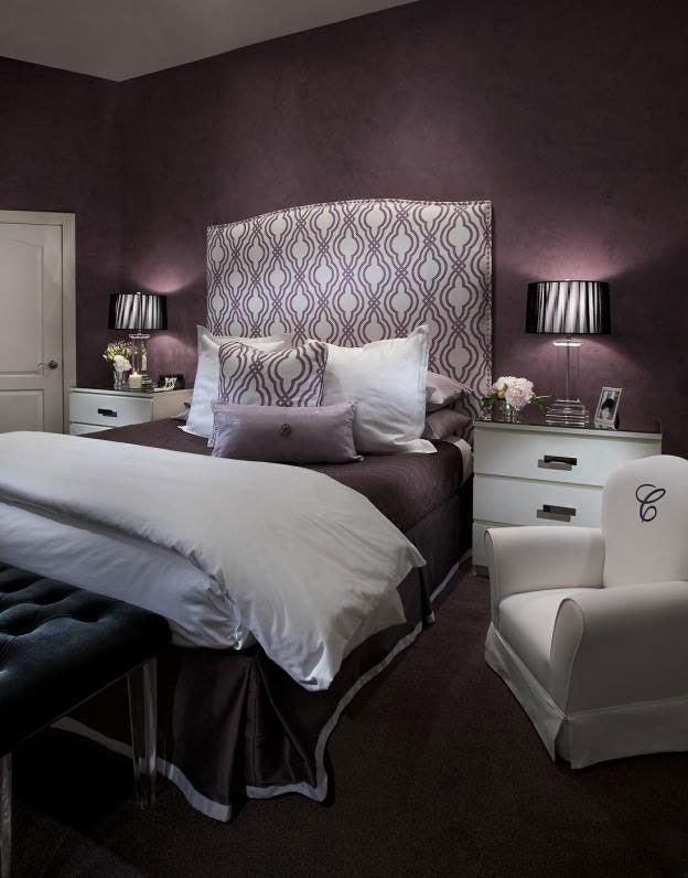 Best 17 Best Ideas About Dark Purple Bedrooms On Pinterest With Pictures