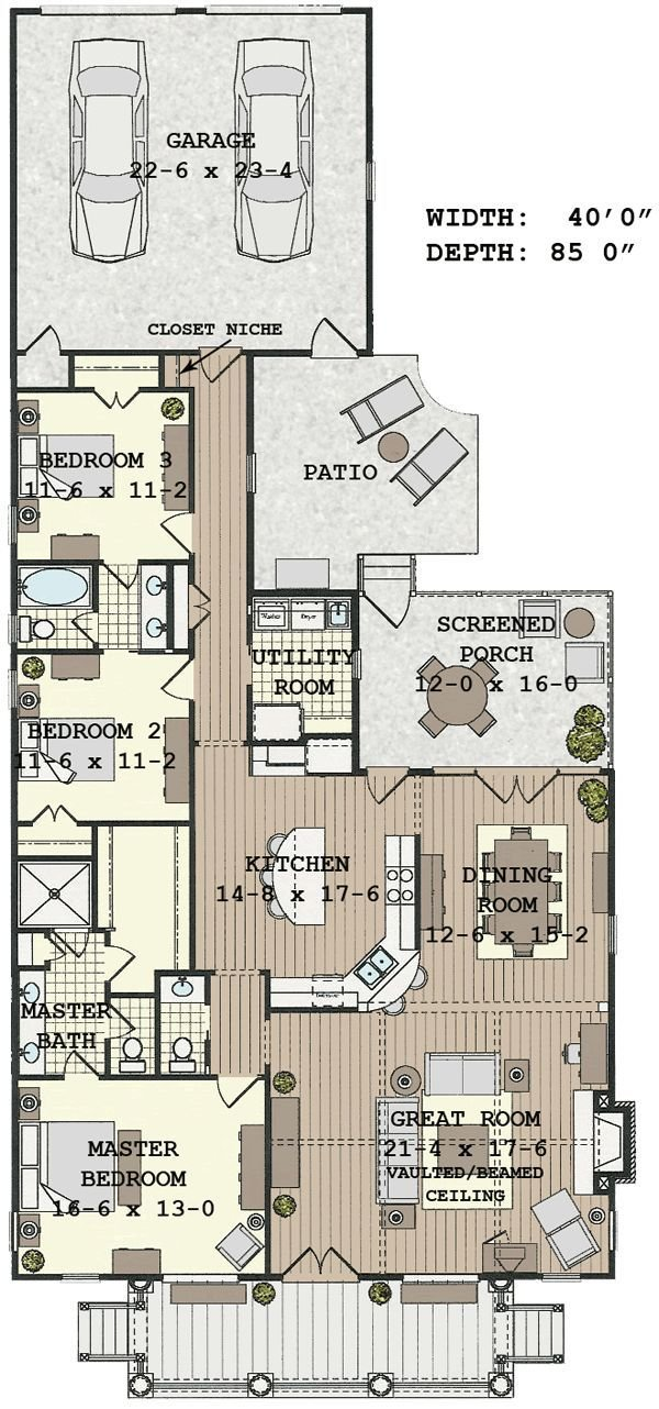 Best 25 Best Ideas About Narrow Lot House Plans On Pinterest With Pictures