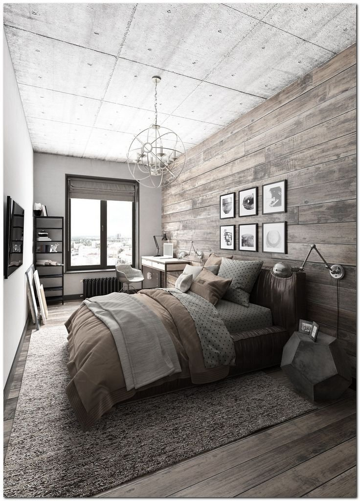 Best 25 Best Ideas About Industrial Bedroom Design On With Pictures
