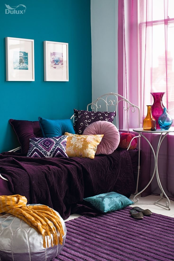 Best 25 Best Ideas About Purple Teal Bedroom On Pinterest Purple Teal Design Seeds And Color Schemes With Pictures