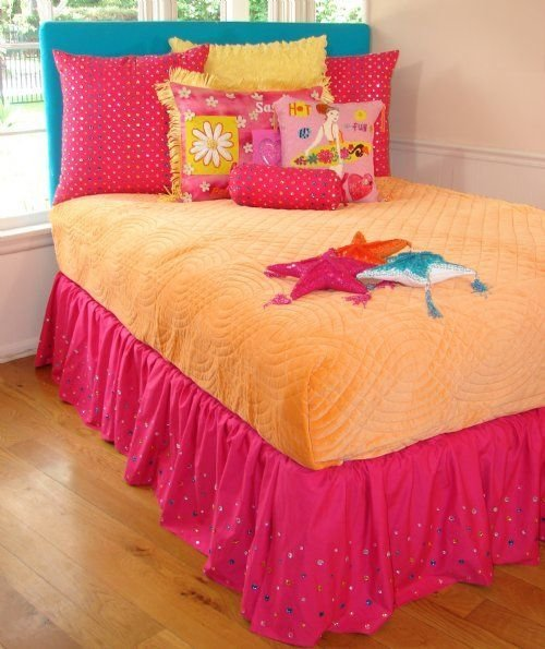 Best Surfer Girl Girls Bedroom The Pillows In This Collection With Pictures
