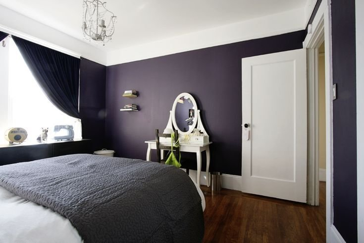 Best Glidden Black Tulip Paint Color Love Bedroom With Pictures