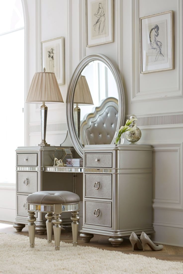 Best 25 Best Ideas About Vanity For Bedroom On Pinterest Vanity Area Dressing Table Inspiration With Pictures