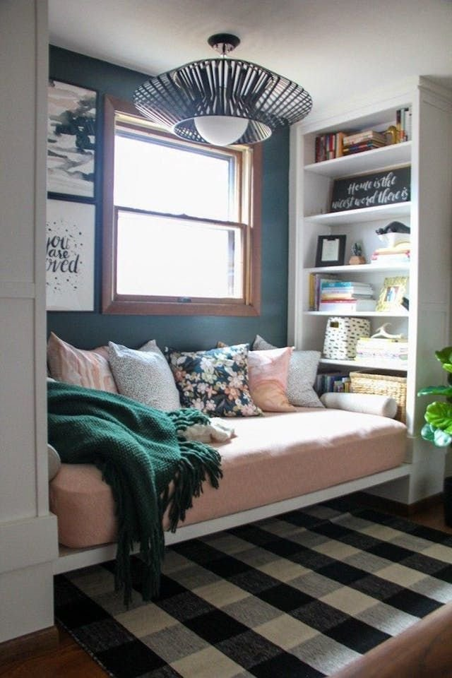 Best Small Space Solution Double Duty Diy Daybeds With Pictures