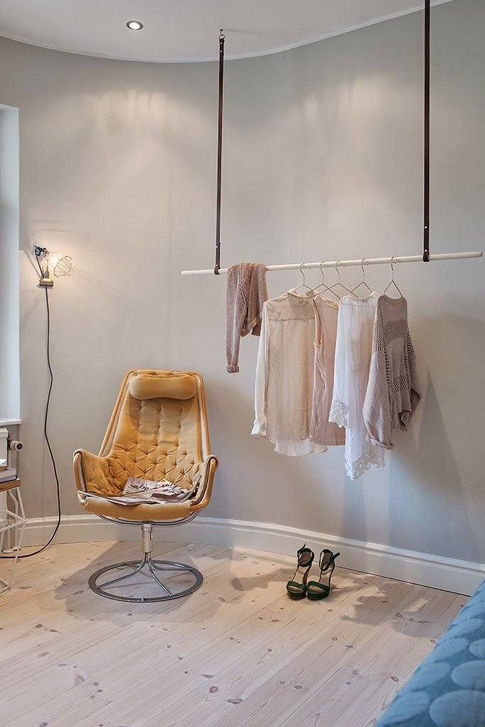 Best 17 Best Ideas About Hanging Clothes Racks On Pinterest With Pictures