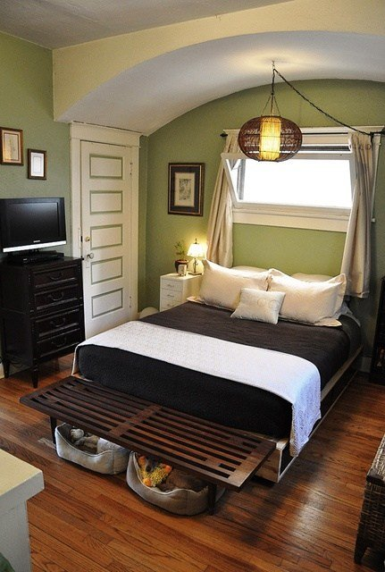 Best 17 Best Ideas About Green Brown Bedrooms On Pinterest Brown Spare Bedroom Furniture Paint With Pictures