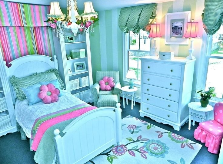 Best Decorating Girls Bedroom Beautiful Bedroom Ideas For Teenage Girls Teal And Pink Colors With Pictures
