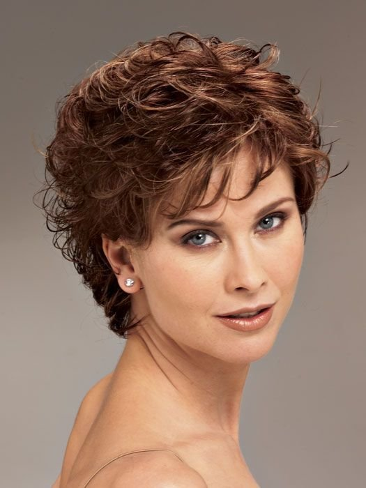 Free 25 Best Ideas About Short Curly Hairstyles On Pinterest Wallpaper
