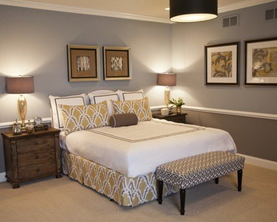 Best 7 Best Images About Two Tone Bedroom Ideas On Pinterest Shades Of Grey Paint Colors And Two Tones With Pictures