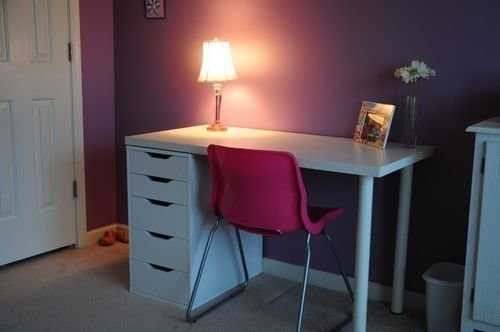 Best Ikea Linnmon Adils Table With Alex Drawer Kids Rooms Pinterest The End Tables And Pantry With Pictures