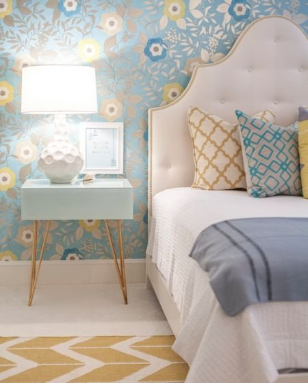 Best 17 Best Ideas About Blue Yellow Bedrooms On Pinterest With Pictures