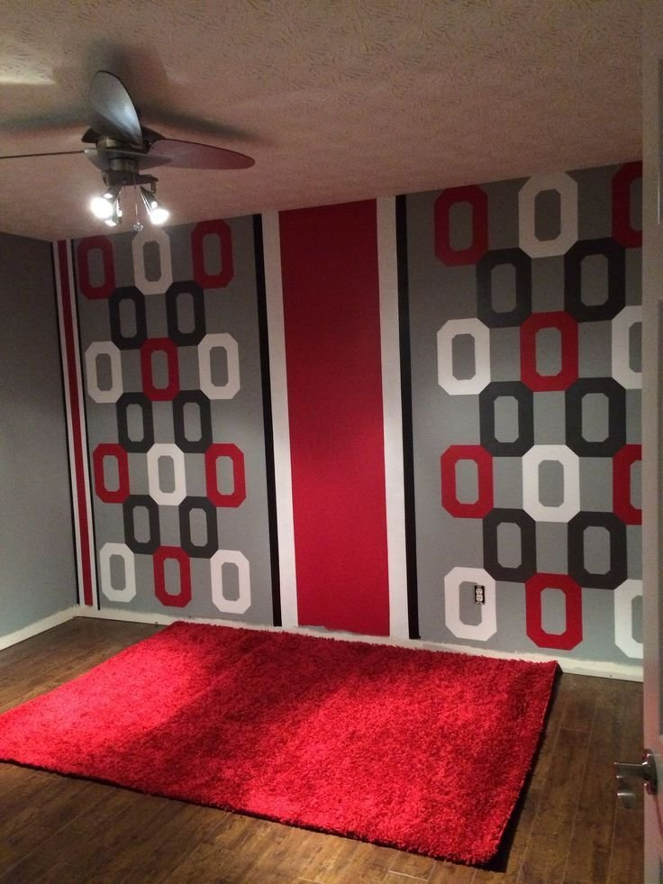 Best 24 Best Images About Ohio State Bedroom On Pinterest With Pictures
