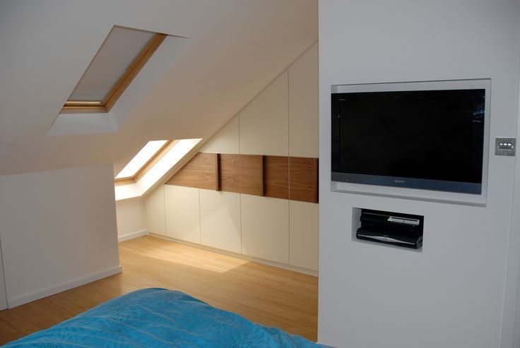 Best 7 Best Images About Storage For Awkward Spaces On Pinterest Wardrobes Eaves Storage And Skylights With Pictures