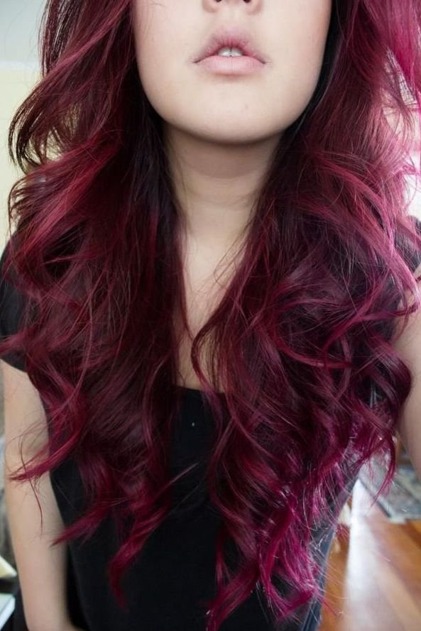 Free Red Violet Hair Pinterest Beautiful My Hair And Wallpaper