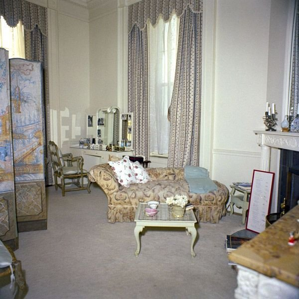Best Jackie Kennedy S Dressing Room In January 1962 Jackie With Pictures
