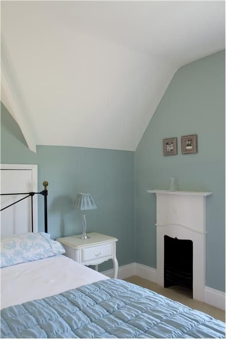 Best The Green Blue Colour Of This Farrow And Ball Paint Is With Pictures