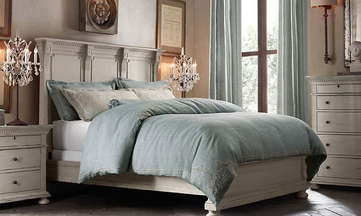 Best This One Restoration Hardware St James Bed St James With Pictures