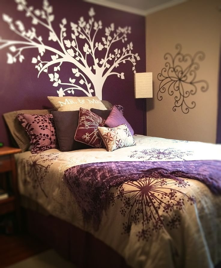 Best 25 Best Ideas About Purple Accent Walls On Pinterest With Pictures