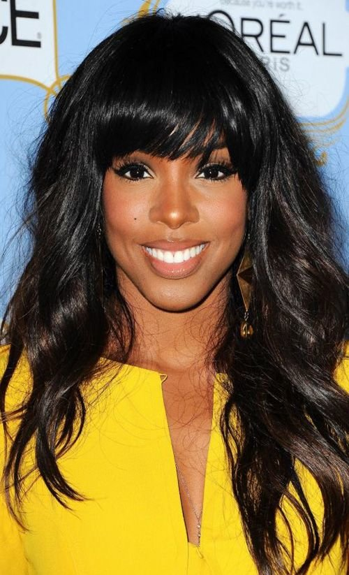 Free Best 25 Sew In With Bangs Ideas On Pinterest Wallpaper
