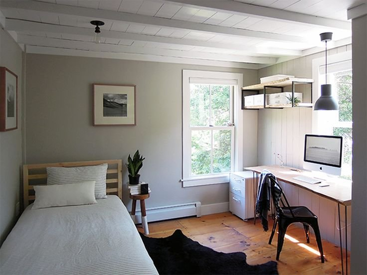 Best 17 Best Ideas About Office Guest Bedrooms On Pinterest With Pictures