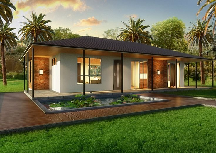 Best The Villa 2 Bedroom Kit Home Ecohomes Pinterest With Pictures