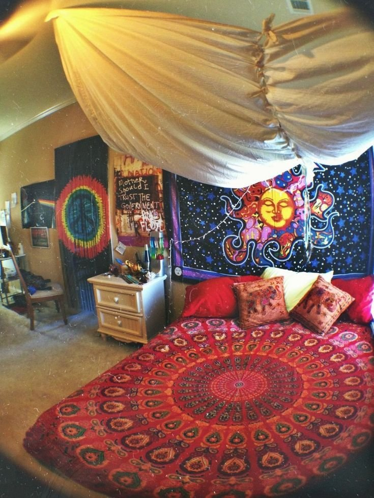 Best The Ultimate Psychedelic Bedroom My Future Living With Pictures