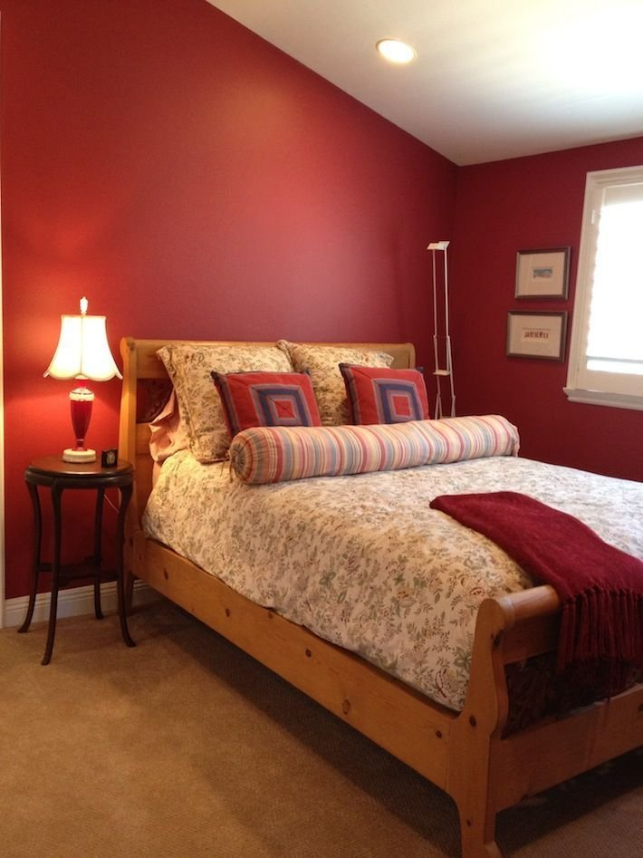 Best 17 Best Ideas About Red Bedroom Walls On Pinterest Red With Pictures