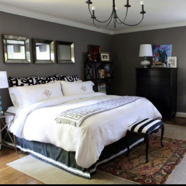 Best 127 Best Images About Black Gray And Cream Bedroom Ideas With Pictures