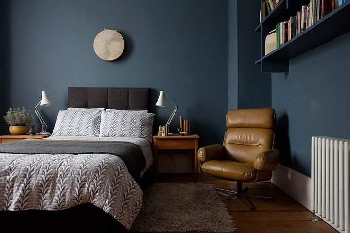 Best 1000 Ideas About Blue Bedroom Paint On Pinterest Dark With Pictures