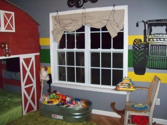 Best 25 Best Ideas About Boys Tractor Room On Pinterest John With Pictures