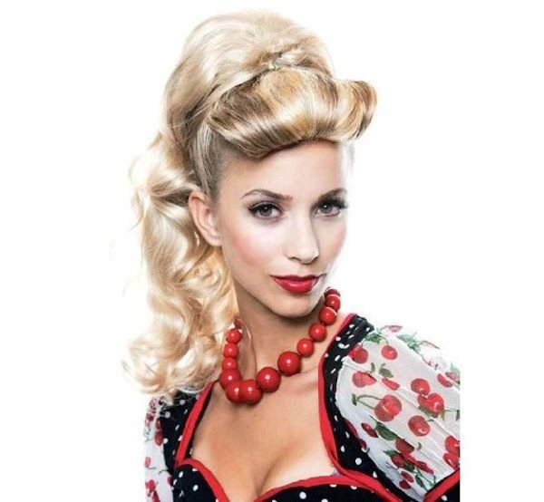 Free 1000 Ideas About 50S Hairstyles On Pinterest Hairstyles Wallpaper