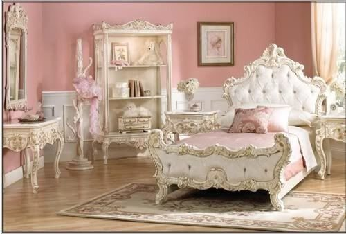 Best Pretty Victorian Style Pink Bedroom Im In Love With With Pictures