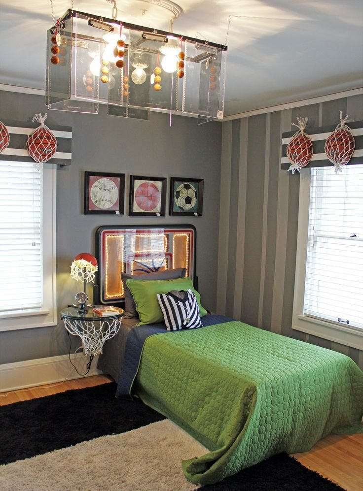 Best 70 Best Images About Sports Bedroom Ideas On Pinterest With Pictures