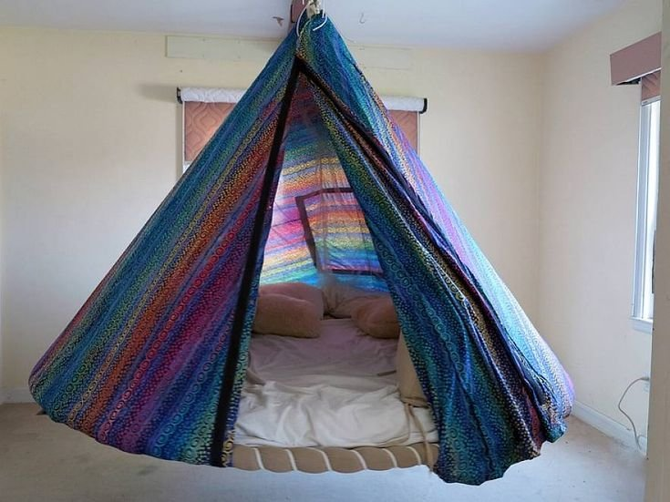 Best 25 Hammock Bed Ideas On Pinterest Room Goals With Pictures