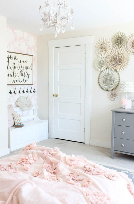 Best Vintage Little Girls Room Reveal Rooms For Rent Blog Kids Room Ideas Pinterest Girls With Pictures
