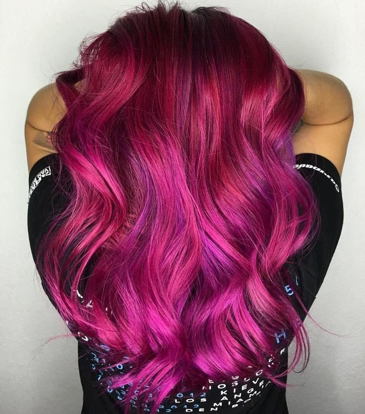 Free 1000 Ideas About Magenta Hair On Pinterest Violet Hair Wallpaper